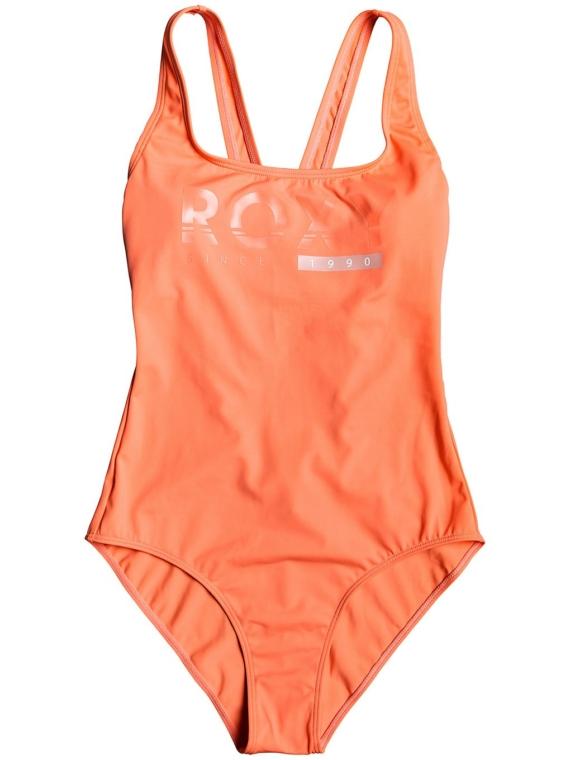 Roxy Fitness SD Sport Swimsuit oranje