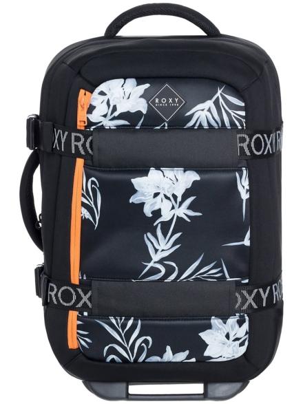 Roxy Wheelie Neoprene Travel tas grijs