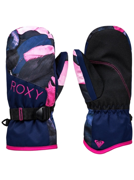 Roxy Jetty wanten blauw