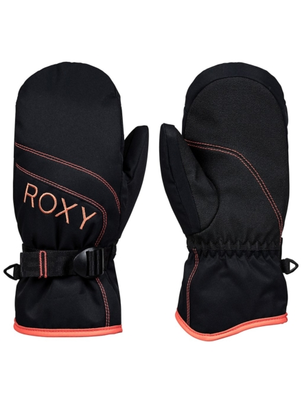 Roxy Jetty Solid wanten zwart