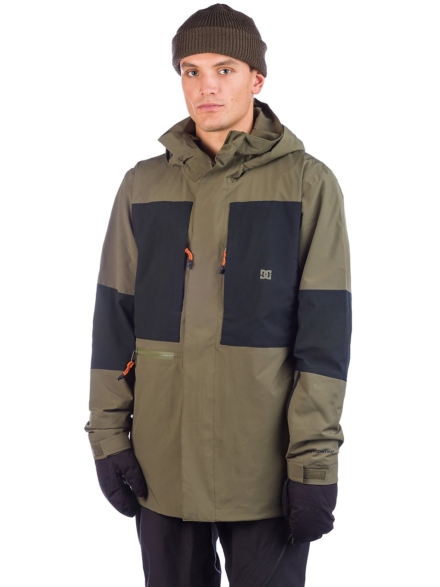 DC Command 30K Sympatex Ski jas groen