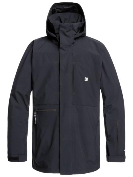 DC Command 30K Sympatex Ski jas zwart