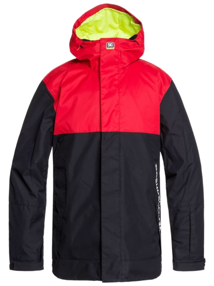 DC Defy Ski jas rood