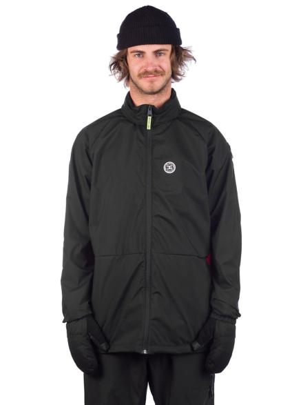 DC Podium Ski jas zwart
