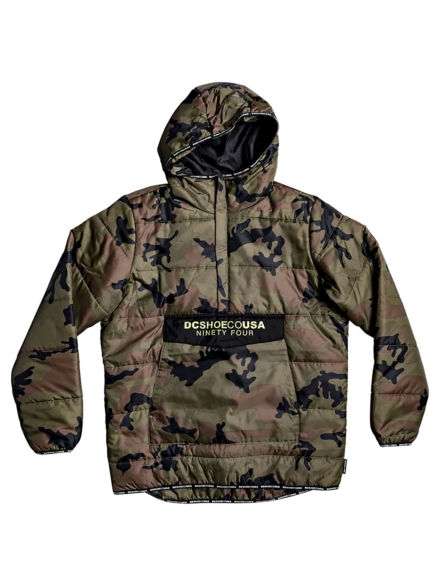 DC Coningsby Anorak camouflage