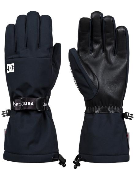 DC Legion 30K Sympatex handschoenen zwart