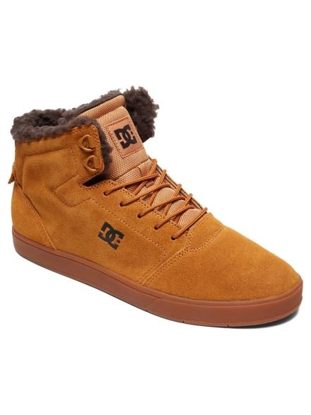 DC Crisis High WNT schoenen bruin