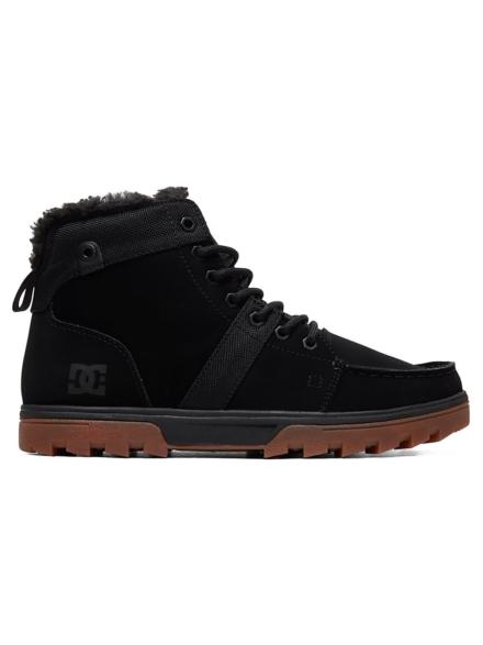 DC Woodland schoenen zwart