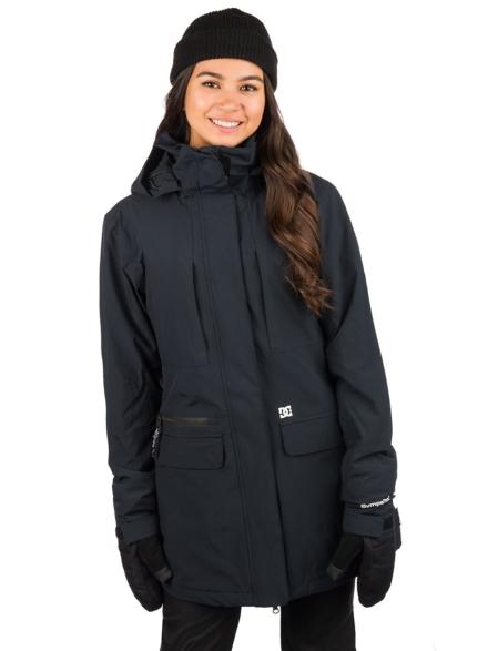 DC Panoramic 30K Sympatex Ski jas zwart