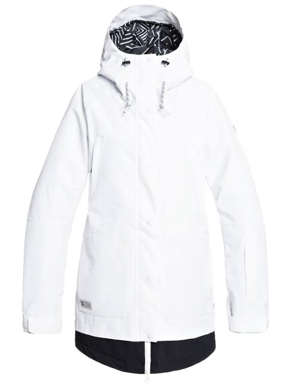 DC Riji Ski jas wit