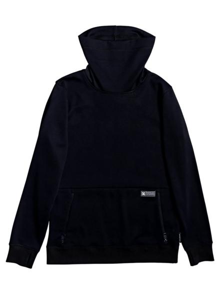 DC Veneer Fleece Pullover zwart
