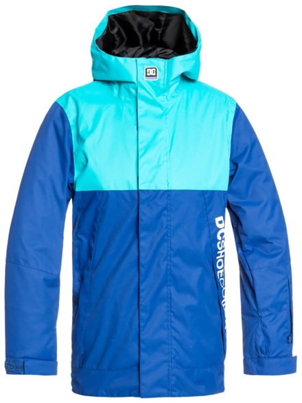 DC Defy Ski jas blauw