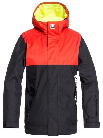 DC Defy Ski jas zwart