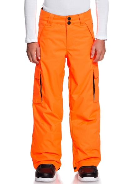DC Banshee broek oranje