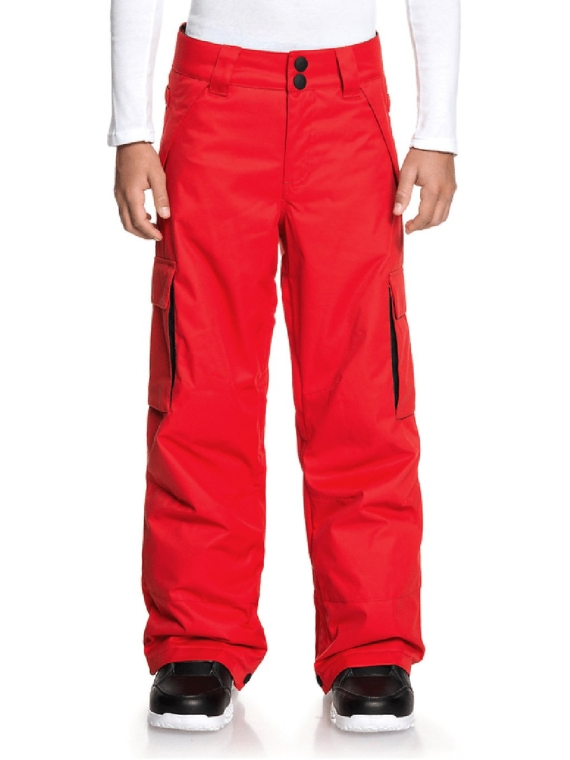 DC Banshee broek rood