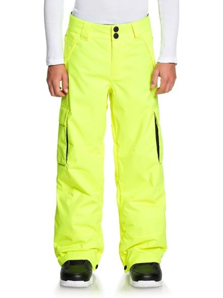 DC Banshee broek geel