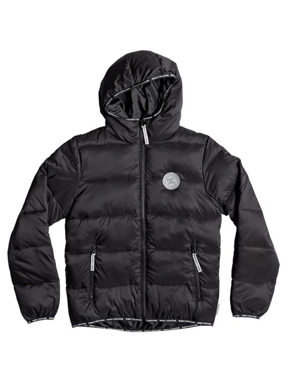 DC Crewkerne Insulator Ski jas zwart
