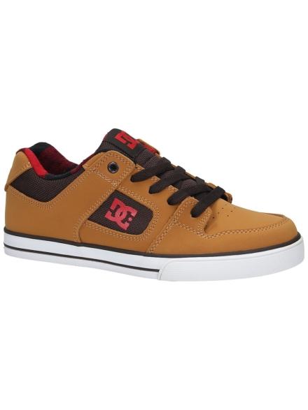 DC Pure SE Sneakers bruin