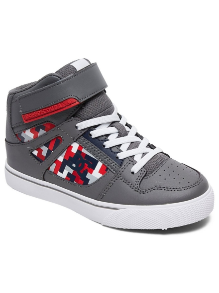 DC Pure High Top SE EV Sneakers patroon