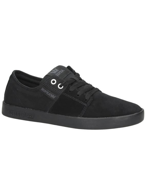 Supra Stacks II Skate schoenen zwart