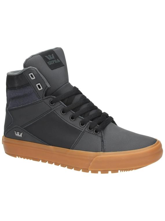 Supra Aluminum CW schoenen zwart
