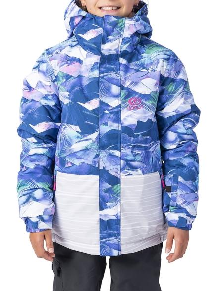 Rip Curl Olly PTD Ski jas blauw