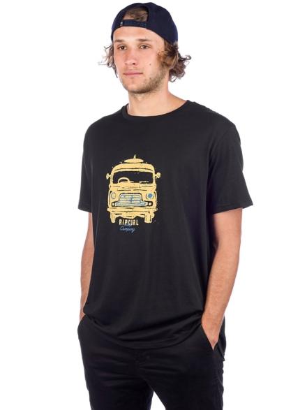 Rip Curl Pick Up T-Shirt zwart
