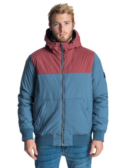 Rip Curl One Shot Anti-Series Ski jas blauw