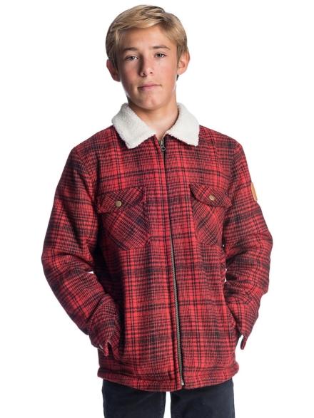 Rip Curl Loggers Ski jas rood