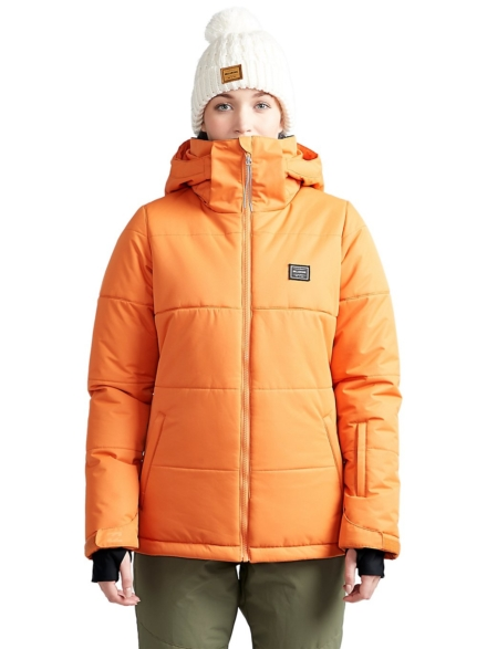 Billabong Down Rider Ski jas oranje