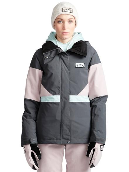 Billabong Say What Ski jas grijs