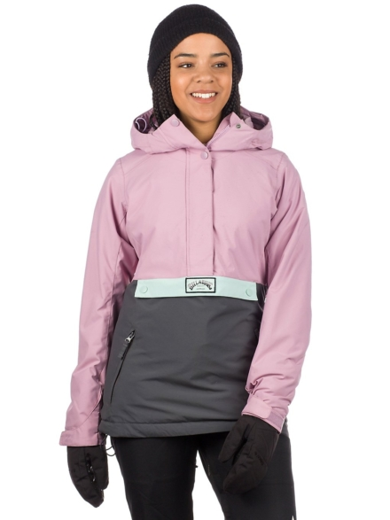 Billabong Day Break Anorak paars