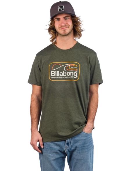 Billabong Dive T-Shirt groen