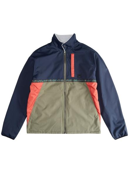 Billabong Reversible Ski jas blauw