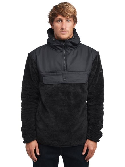 Billabong Willmore Fleece Pullover zwart