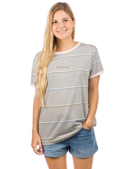 Billabong Ringer T-Shirt grijs