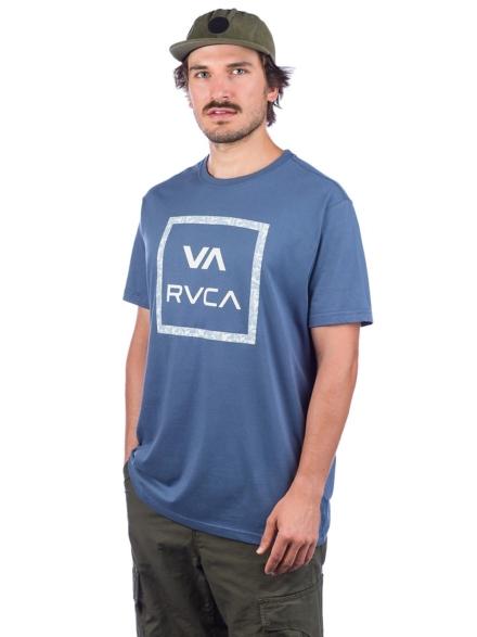 RVCA Va All The Ways Mult T-Shirt blauw