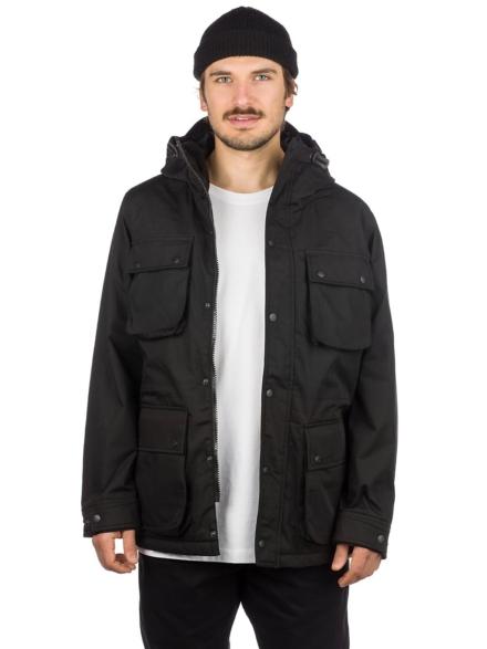 Element Boulder Brook Ski jas zwart