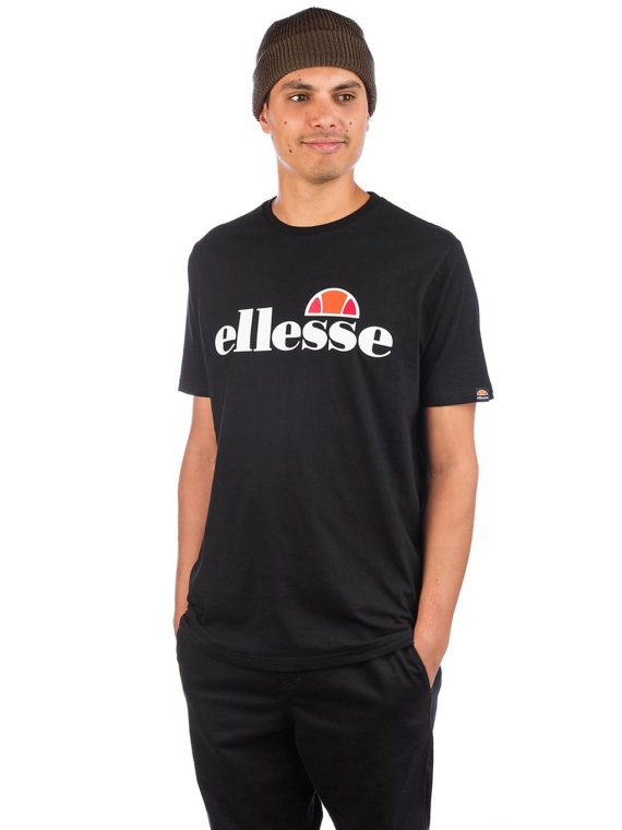 Ellesse Sl Prado T-Shirt zwart