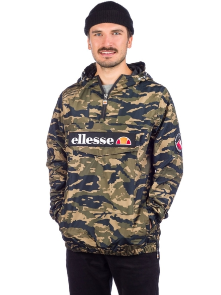 Ellesse Mont 2 Oh Anorak camouflage