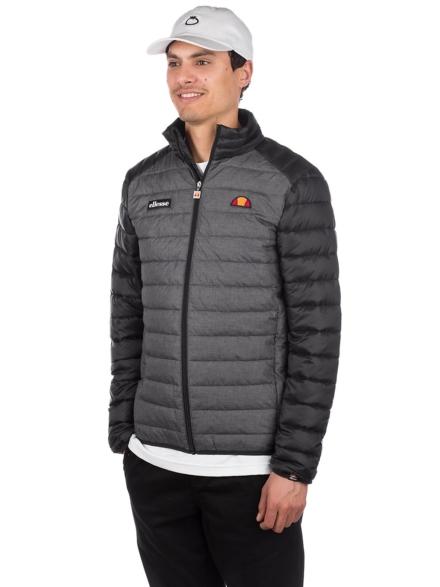 Ellesse Tartaro Padded Ski jas zwart