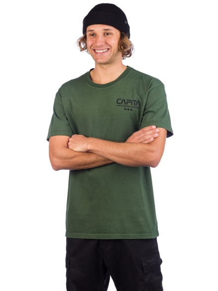 petjeita Dharma T-Shirt groen