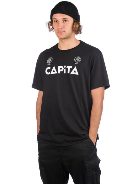 petjeita Church T-Shirt zwart
