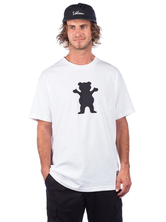 Grizzly OG Bear T-Shirt wit