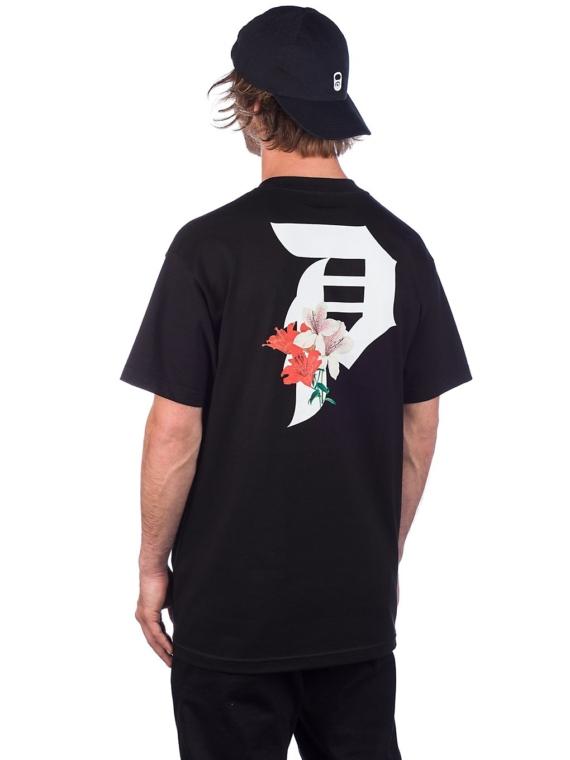 Primitive Dirty P Lily T-Shirt zwart