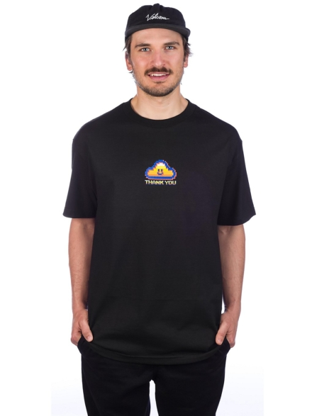 Thank You Game Cloud T-Shirt zwart