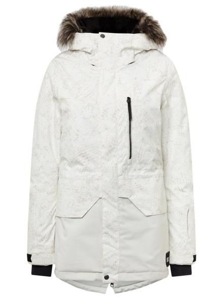 O'Neill Zeolite Ski jas wit