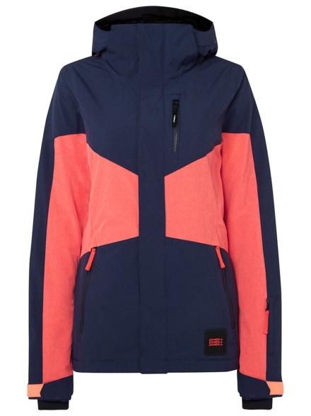 O'Neill Coral Ski jas blauw