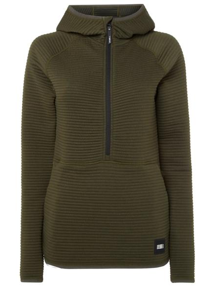 O'Neill Formation Half Zip Fleece Pullover groen