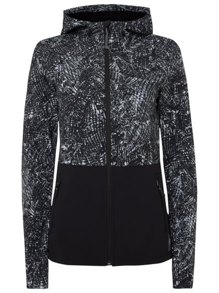 O'Neill Breakup Hyper Fleece Ski jas zwart